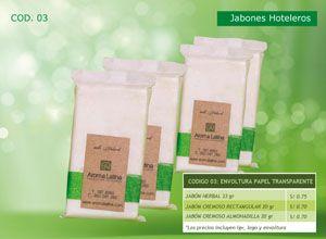 Distribuidora de Jabones Hoteleros