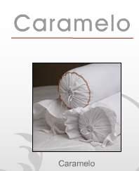 Almohadas para hoteles Caramelo